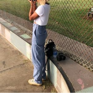 Brandy Melville blue pants